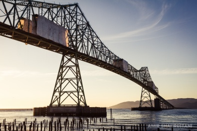 The Astoria bridge
